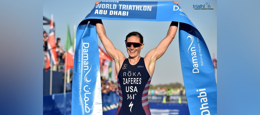 [Triathlon] La femme est l'avenir de l'homme ?