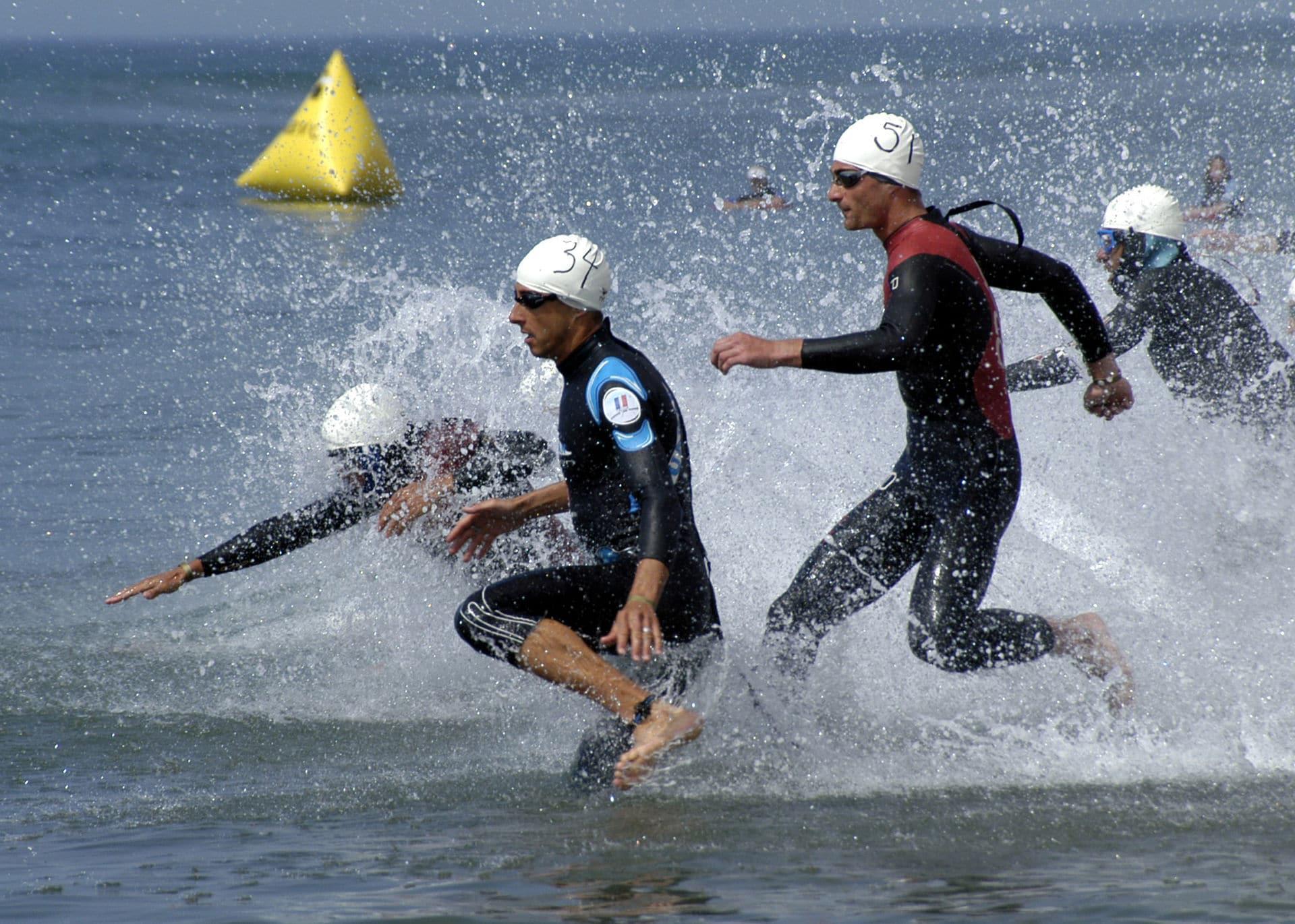 Sylvain Dodet triathlon