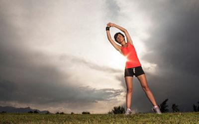 Triathlon : à quoi servent les étirements?