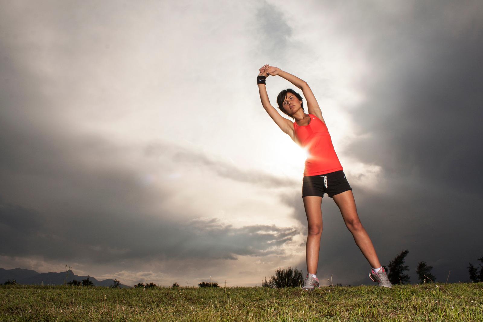 Triathlon : à quoi servent les étirements ?