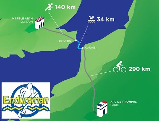 Enduroman le triathlon de l extreme